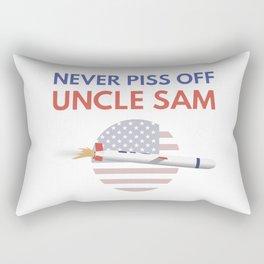 American Tomahawk Missile Rectangular Pillow