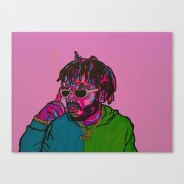 LIL UZI Canvas Print