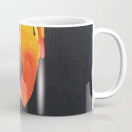 3 Visions Art Pain Coffee Mug