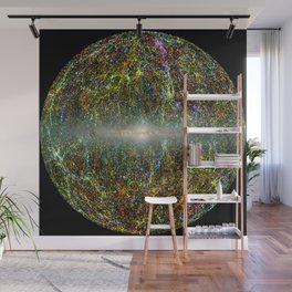 Large Scale Universe Model Wall Mural