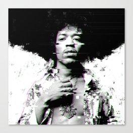 Hendrix, Jimi Canvas Print