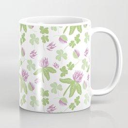 Clover Field Coffee Mug