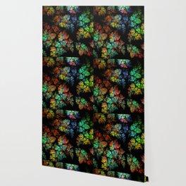 Leaves - fractal art Wallpaper