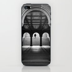 Bethesda Underpass at Central Park in New York City iPhone & iPod Skin