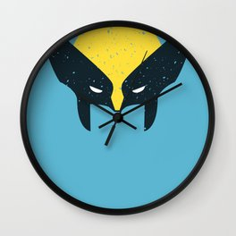 Wolverine - Let's Go Bub Wall Clock