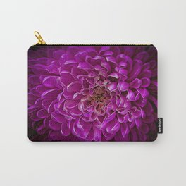 Purple Mum Carry-All Pouch
