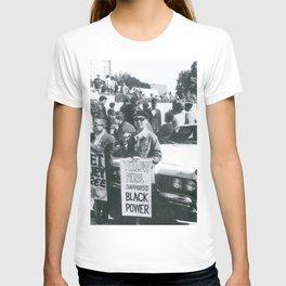 Asians For Black Black Power, 60s T-shirt