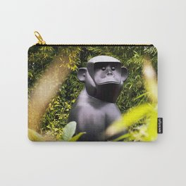 Gorilla in my front yard Carry-All Pouch
