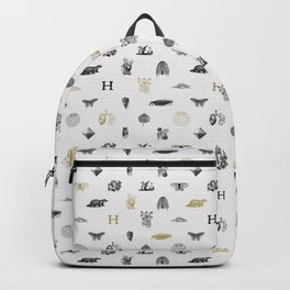 House of the Loyal - Pattern I Backpack