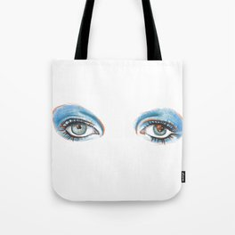 Bowie — Life on Mars Tote Bag