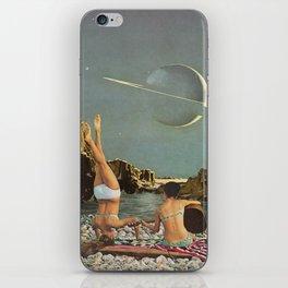 Serenade to Saturn iPhone Skin