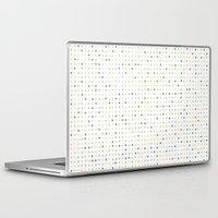 polka dot Laptop & iPad Skins featuring Polka Dot by Alisa Galitsyna