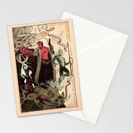 Rasputin's Diary Stationery Cards