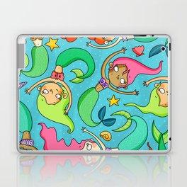 Mer-mazing! Laptop & iPad Skin