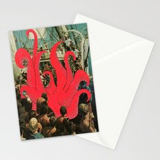 Squids Stationery Cards