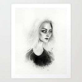Britt Art Print