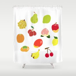 Fruits Fruits Fruits! Shower Curtain