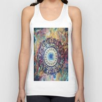 focus Tank Tops featuring Focus by Ellie's Art Cave
