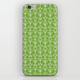 String of Leaves iPhone Skin