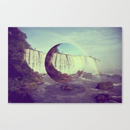 Water Wizard Canvas Print