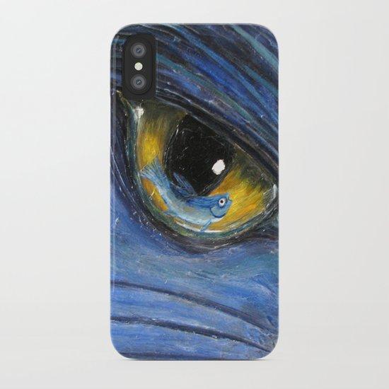 Look! iPhone Case