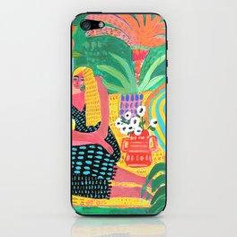 Garden Of Colors iPhone Skin