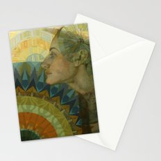 Ghost of Day Stationery Cards