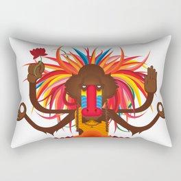 Mono Nublado Rectangular Pillow