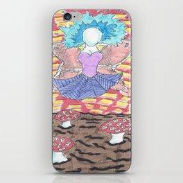 Crispy Angel iPhone Skin