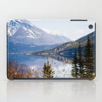 alaska iPad Cases featuring Alaska by youngkinderhook