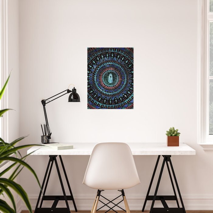 Orrery Poster