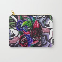 Roses Roses Roses Carry-All Pouch