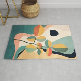 Colorful Branching Out 26 Rug