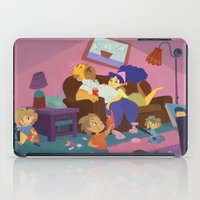 simpsons iPad Cases featuring The Simpsons by Ann Marcellino