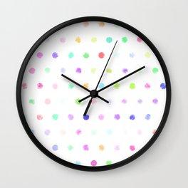 vintage fantasy worn points Wall Clock
