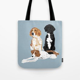 Elvis, Judd and Glory Bea Tote Bag
