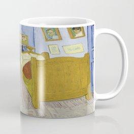 Vincent van Gogh's Bedroom in Arles Coffee Mug