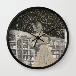 The after hours Wall Clock