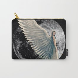 The Moon Angel Carry-All Pouch