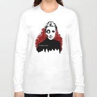 shameless Long Sleeve T-shirts featuring shameless by Brent Griffith Art