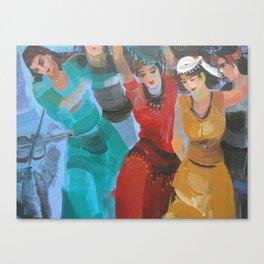 Turkish Wedding Canvas Print