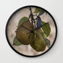 A Pair Wall Clock