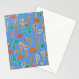 Pattern Project #3 / Forest Life Stationery Cards
