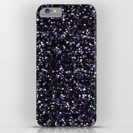 Iokasti Blue-Black Swarovski iPhone Case