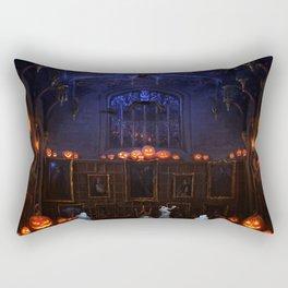 Halloween Kingdom Palace Rectangular Pillow