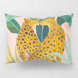 Cheetah Crush Pillow Sham
