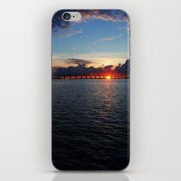 Key Largo, Florida Sunrise iPhone Skin