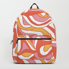 orbs: 1960's psychedelic festival Backpack