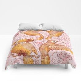Hector The Lazy Hummingbird Comforters