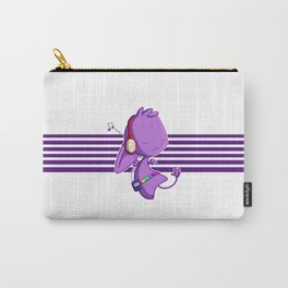 Groovin' to the music Carry-All Pouch